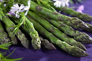Asparagus - a classic spring delight